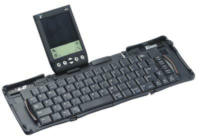 Picture of a Stowaway Keyboard